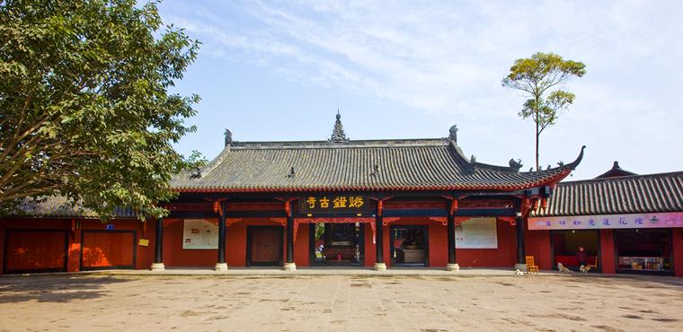 小鎮百科@百科洛帶|洛帶體驗之旅:燃燈古寺