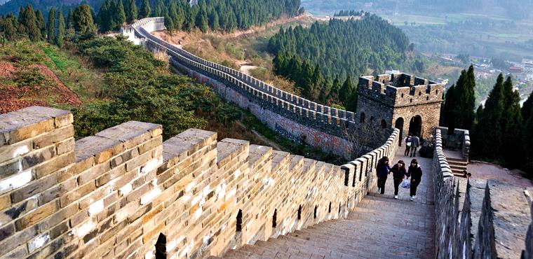 小鎮百科@百科洛帶|洛帶體驗之旅:金龍長城